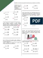 D34Identificar Um Sistema de Equações Do Primeiro Grau