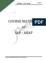 ABAP FULL Material