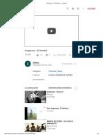 Ampersan - El Hambre - YouTube
