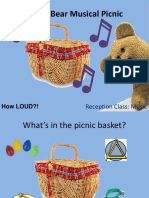 Teddy Bear Quiet Loud