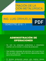 Curso Adm. de Operaciones
