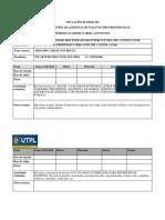 Registro de Asistencias Con Sello Utpl Imprimir.