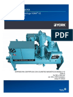 YORK YZ Engineering Guide Spanish