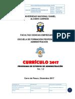 P10_Currículo 2017_Administración- V Marzo2018