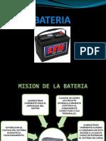 Batería modificado