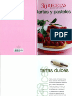 Biblioteca Lecturas - 30 Recetas En 30 Minutos - Tartas Y Pasteles.pdf