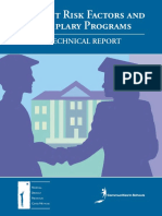 Dropout Risk Factors and Exemplary Programs (MUY UTIL)