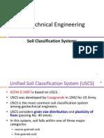 CE225 SM 08 Soil Classification
