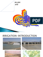 Lecture-1 & 2 Introduction and Water Resources