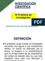 EL_PROBLEMA en La Investigacion