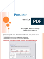 Project Sesion4 Costos