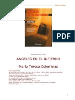 Ángeles en El Infierno - María Teresa Colominas