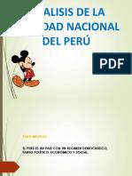 Diapositiva Mila Realidad Nacional Clase 2