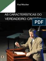 As Caracterrísticas do Verdadeiro Cristão - Paul Washer.pdf