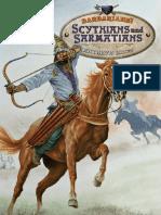 (Book) Kathryn Hinds - Scythians and Sarmatians Barbarians