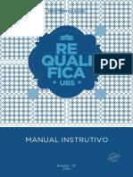 Requalifica Ubs Manual Instrutivo