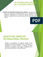 Guia de Derecho Internacional Privado