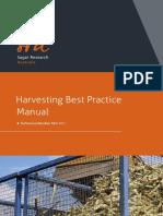 Harvesting Best Practice Manual FINAL LR