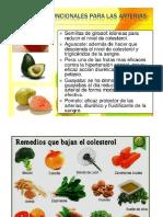 Remedios Eliminar El Colesterol