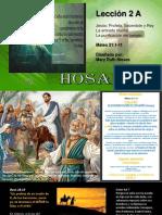 Jesus Profeta Sacerdote y Rey