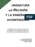 Dossier a Signatur a Religion