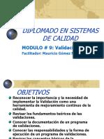 DIPLOMADO EN SISTEMAS DE CALIDAD FARMACOLOGIA