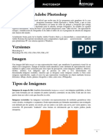 Documento No. 1 Software de Adobe Photoshop