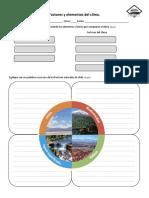 Test Factores y Elementos Del Clima