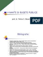 Finante Si Bugete Publice-slide