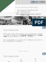 EY001-KO Para Áreas & Varianza de Dispersión PV VV