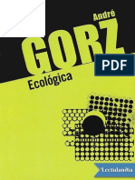 Ecologica - Andre Gorz