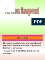 Job Stress Management 857