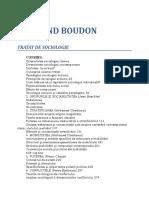 Raymond Boudon-Tratat de Sociologie 05