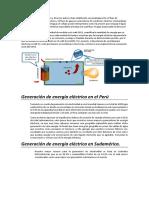 (Parte 2)25 Años de La Energia Electrica en El Peru