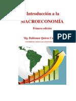 Introduccion a La MACROECONOMIA Primera
