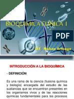 1ra Semana - Introducción a La Bioquimica