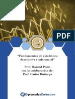 Fundamentos de Estadistica Inferencial y Descriptiva Semana 1 y 2