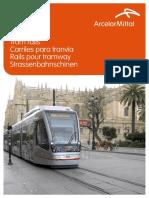 Tram Rail en Es Fr De