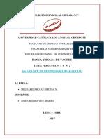 Rs - 2do Avance - Preg 1-2 Bcrp-banca y Bolsa de Valores