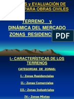 Sesión 2- Terreno y Mercado Residenciales