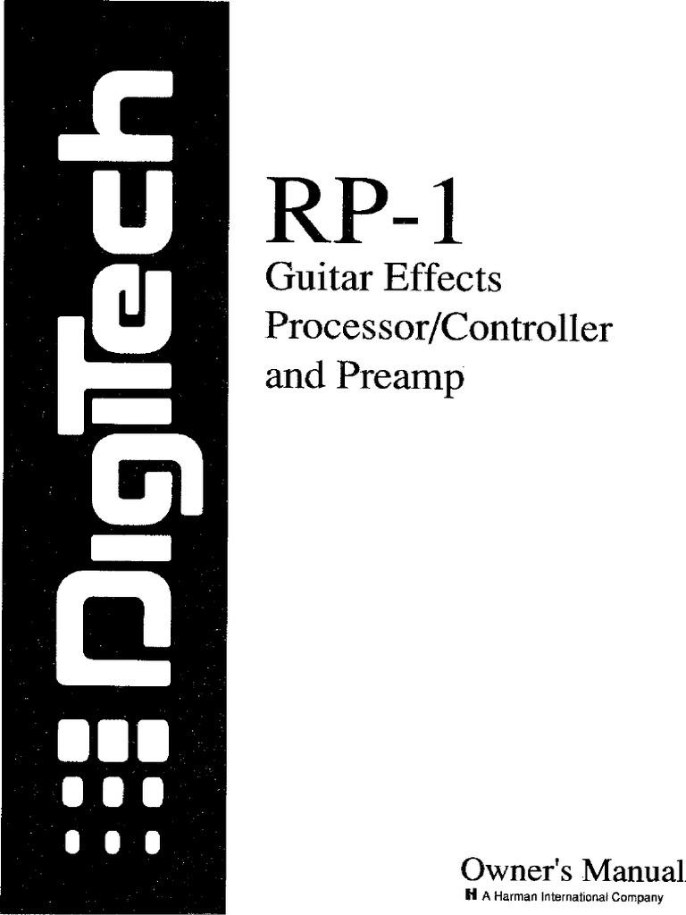digitech rp-1 manual.pdf