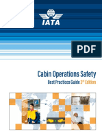 IATA Guidance Cabin Operations Safety Best Practices