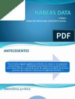 Habeas Data Ppt