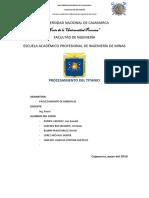 Informe de Procesamiento (Titatinio)