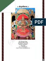 Shri sookta vidhanam + soubhagya lakshmi upanishads.pdf