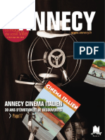 Annecy Magazine n. 223 (Septembre/Octobre 2012)