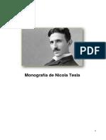 Monografía de Nicola Tesla