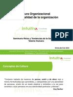 7. Cultura Organizacional, La personalidad de la Organización.pdf.pdf