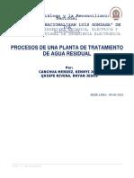 PROCESOS DE UNA PLANTA DE TRATAMIENTO DE AGUA RESIDUALES.docx