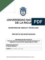 Proyecto UNLAR 2013
